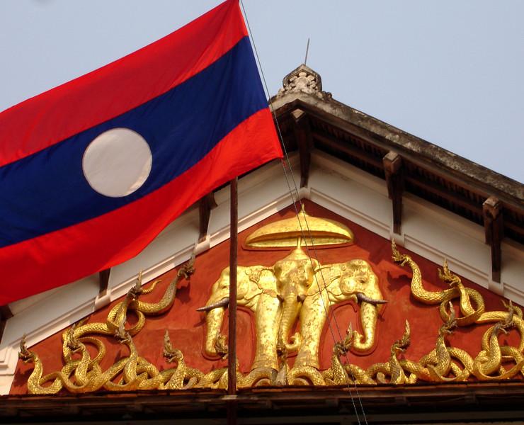 Royal Palace Museum, Luang Prabang, Laos