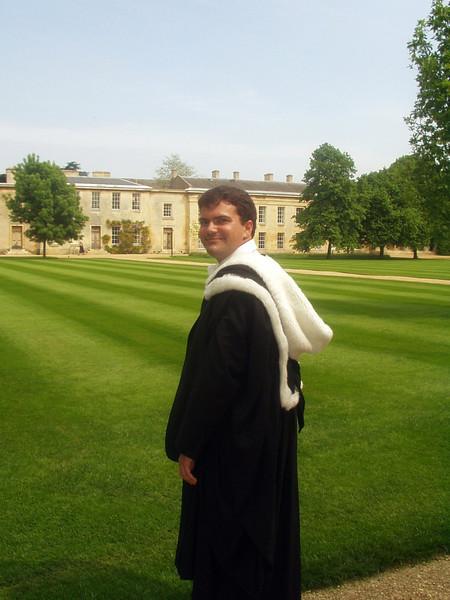 MA Graduation