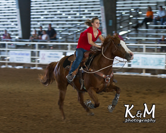 2011-10-23 Barrelracing
