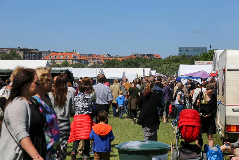 Kræmmermarked i Aarhus 2015