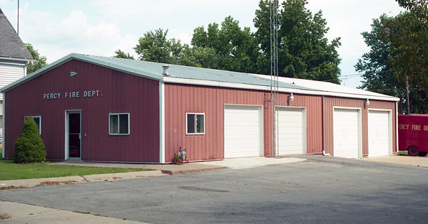 PERCY FIRE DEPARTMENT