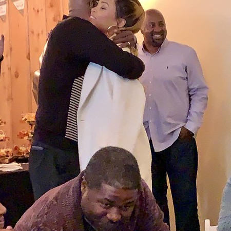 Ronald McKinney's Surprise Retirement Party - January 15, 2019