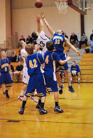 Manheim Central Basketball