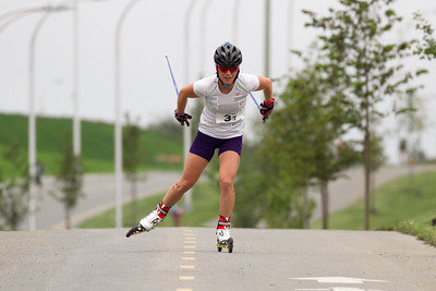 Orford Roller Ski Race