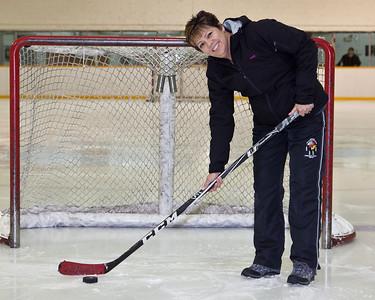Moosonee Pee Wee Hawks Hockey Team