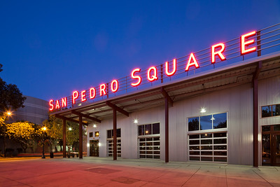 San Pedro Square - Everything I have to date