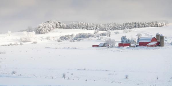 Western NY winter