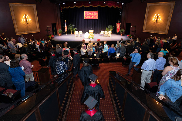 Flagler College PAD Graduation - Fall 2018