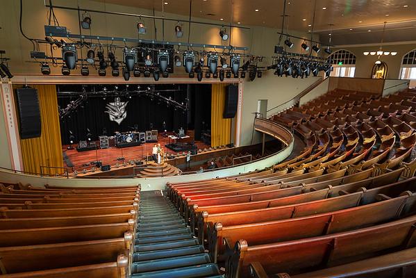 The Ryman-Nashville, Tennessee