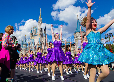 All the Parade images by costume  color