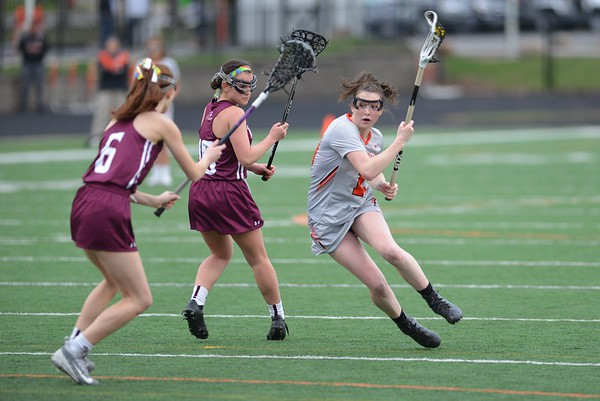 Chagrin Ladies LAX v. Rocky River 4-11-19