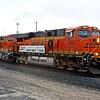 BNSF Christmas Train 2010 :