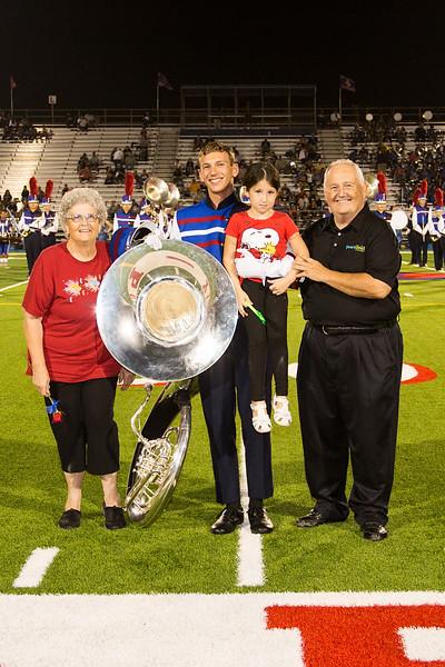 GP Band Seniors