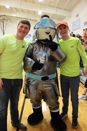 CCHS School Mascot