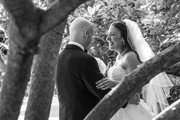 alicia + michael's wedding