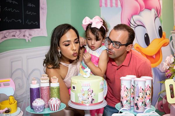 Aniversário 3 anos Beatriz - confeitaria da Bia