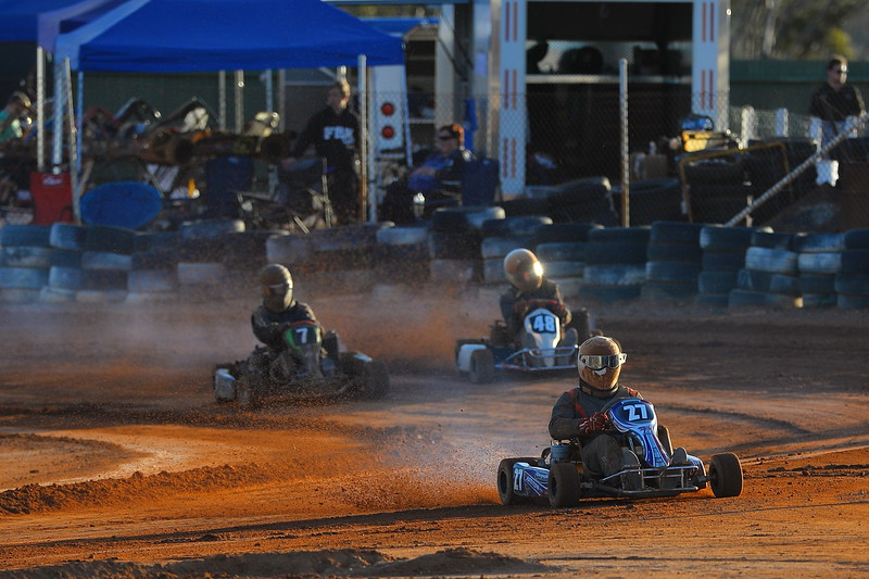 Two day meet, Day 1 at Renmark (June Long Weekend)