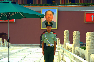 China, Beijing, August 2013