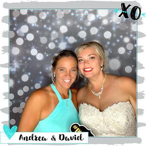 Andrea + David's Wedding