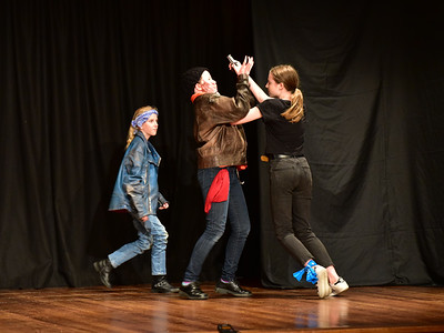 Wellington Girls' College: Romeo & Juliet - Act III sc i