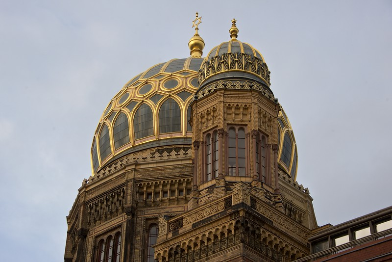Neue Synagoge, Berlin 5