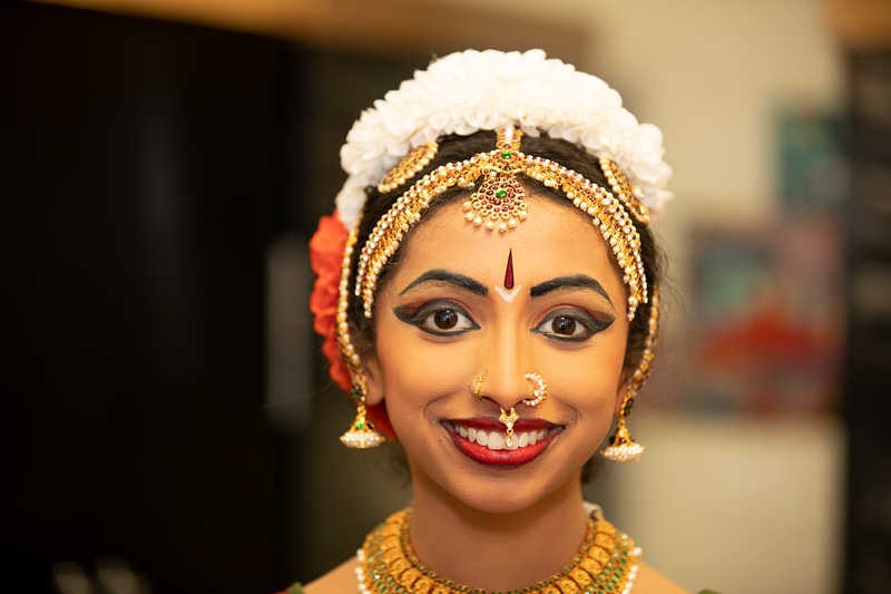 Aneesha's Arangetram