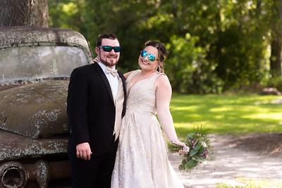 Madison Smith and Blaine King 2020