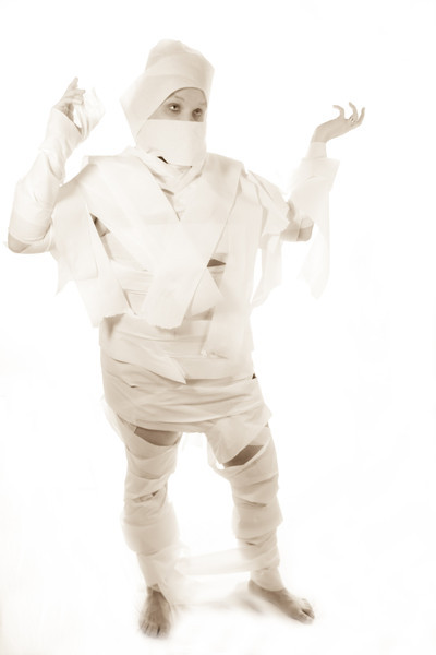 """The Mummy By Shel Silverstein Pg. 102  Wrapped myself in toilet paper, Head to toe to tummy. Wrapped myself in toilet paper, Thought that I'd be funny. Wrapped myself in toilet paper, Thought they'd call me """"Mummy."""" Wrapped myself in toilet paper, They just call me dummy."""