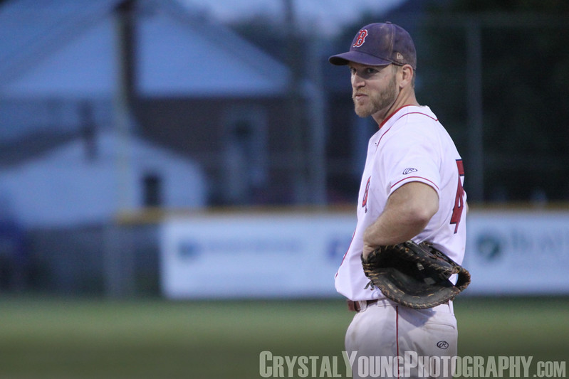 Toronto Maple Leafs at Brantford Red Sox June 5, 2013