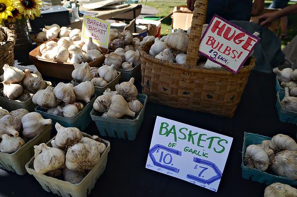 Garlic Town in Bennington - 090520
