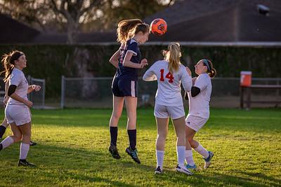 BACS Girls Varsity Soccer 01.28.21