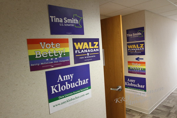 GOTV, DFL Woodbury Headquarters - Nov 2018