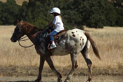Sunol horse ride 061007