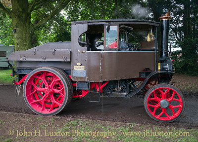 Steam, Vintage and Veteran Road Vehicles