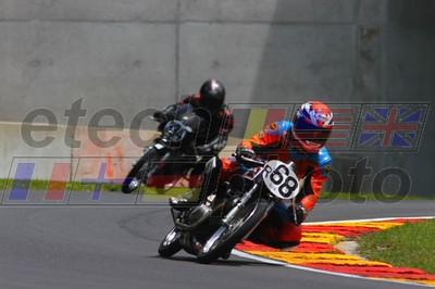 Race 1 CB 160 Le Mans and Pre 40