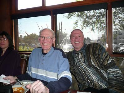 Frank Clouse 77th Birthday - Oceanside, CA