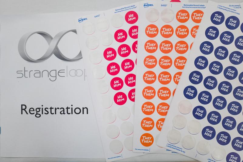 Strange Loop Registration