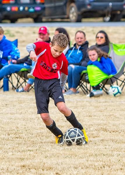 2019 10U Soccer Spring