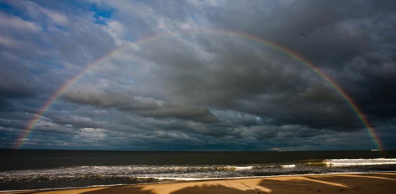 2012 April 23 Croatan Surfing Rainbow Session