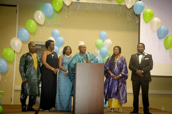 Tampa Sierra Leone Assoc Event,  4 27 2019