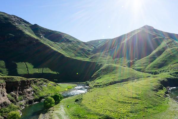 Makhangoa Community Camp - Trout Trekking 2020/2021