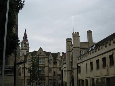 Cambridge - July 2008