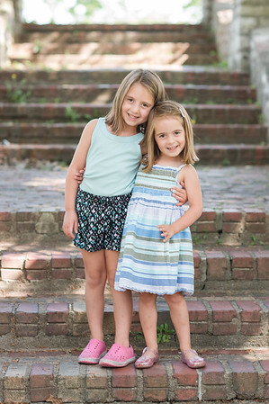 Summer 2020: Sposato sisters at Thornden Park