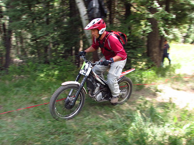 NMTA Trials Event at Sipapu Ski Area  August 4-5, 2018