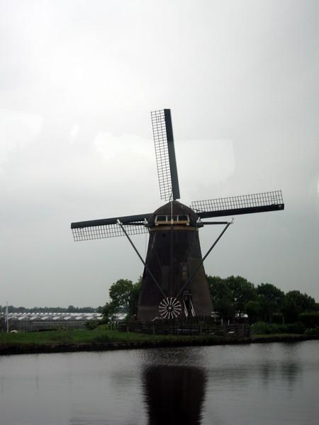 Windmill in Rijnland