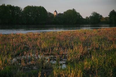 Clochers sur Loire