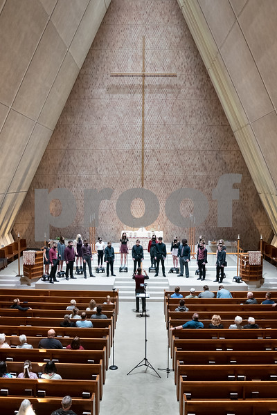 Chamber Last Rehearsal Concert 5-12-21