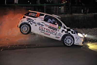 79éme Rallye Monte-Carlo 2011