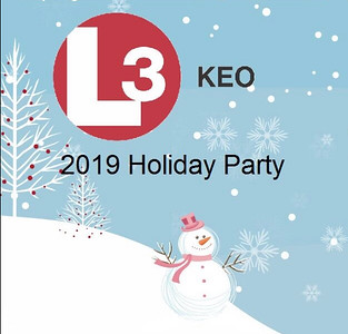L3 KEO Holiday Party 2019!