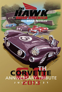 Road America The Hawk Vintage Race 7/21/2013
